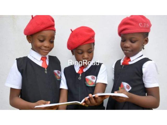 Cedar Prep School 2nd Ugbor GRA
